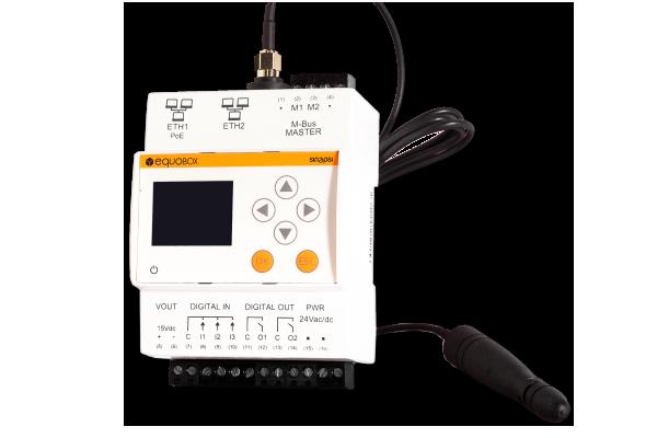 sin.eqrtu1x-contabilizzazione calore-M-Bus-wireless - datalogger - sinapsi