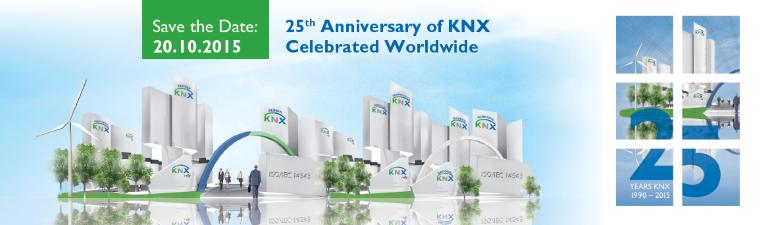 KNX 25 years