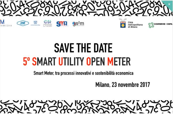 Smart Utility Open Meter